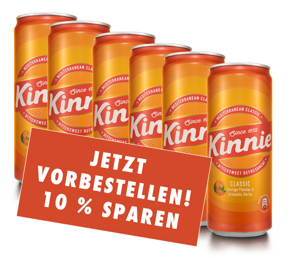 Inhalt | 6 x 33 cl real taste!